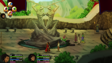 aurion screenshot 2